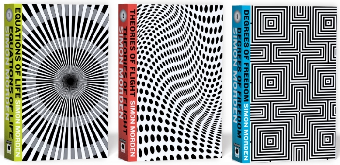 Simon Morden Series   Designed by Lauren Panepinto