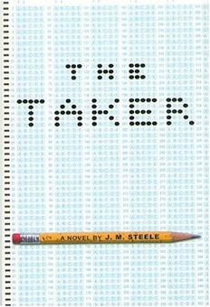 The Taker   jacket design by Elizabeth H. Clark