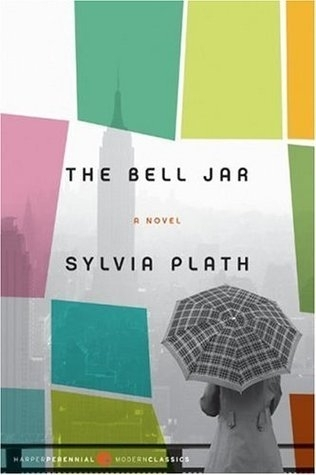 The Bell Jar   Cover design by Mary Schuck