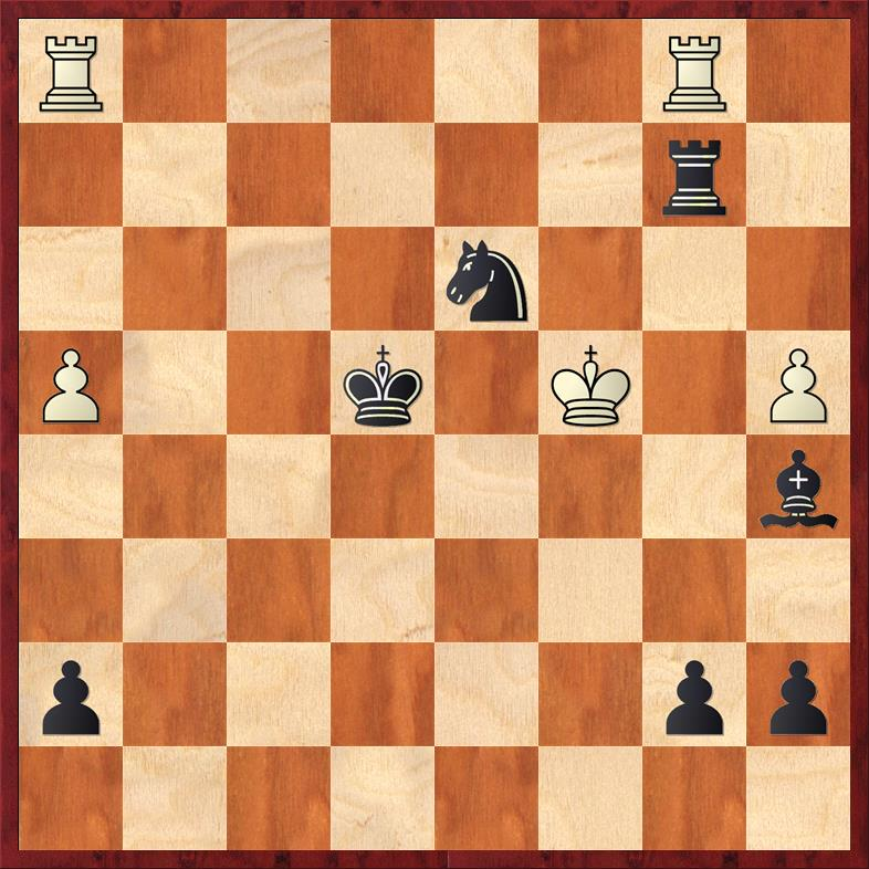 Black to move and Checkmate in 3