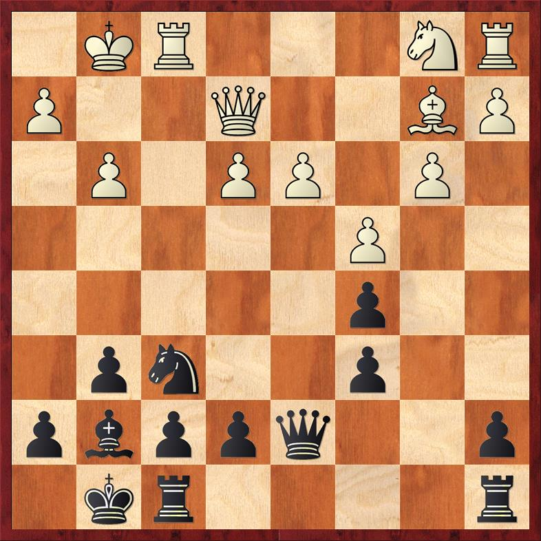 Position after 14. fxe3