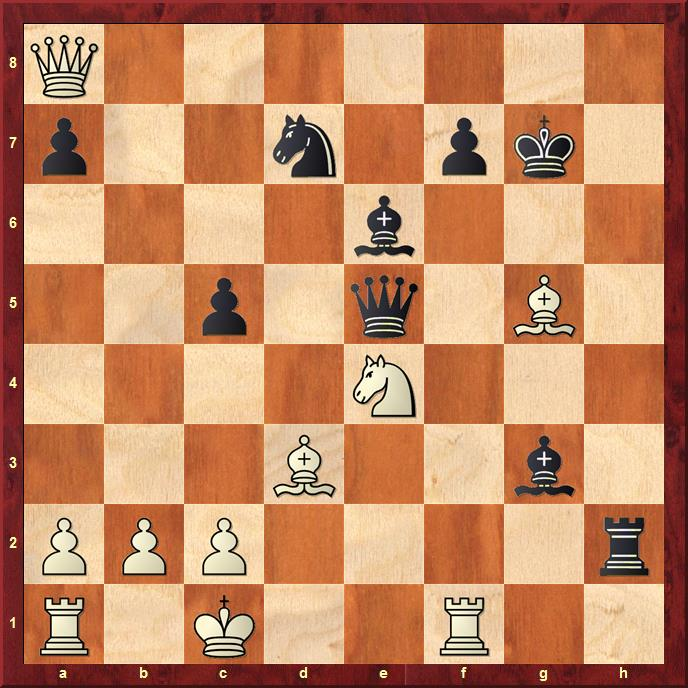 Position after 26...Kg7