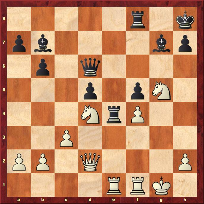 Position after 23...Kh8