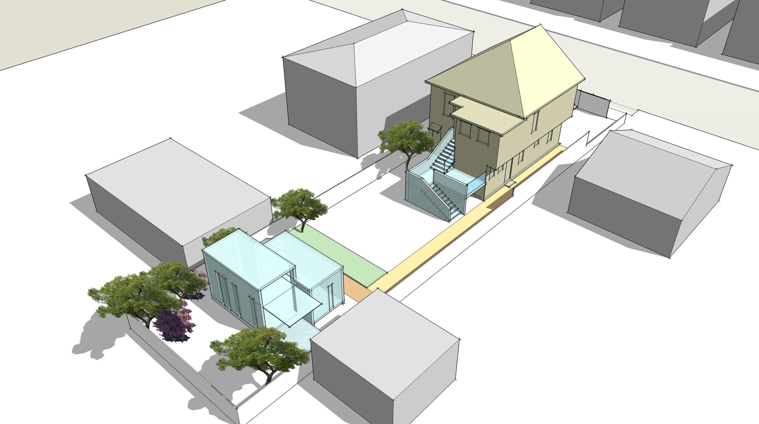 8TH STREET RENOVATION / ADDITION, BERKELEY