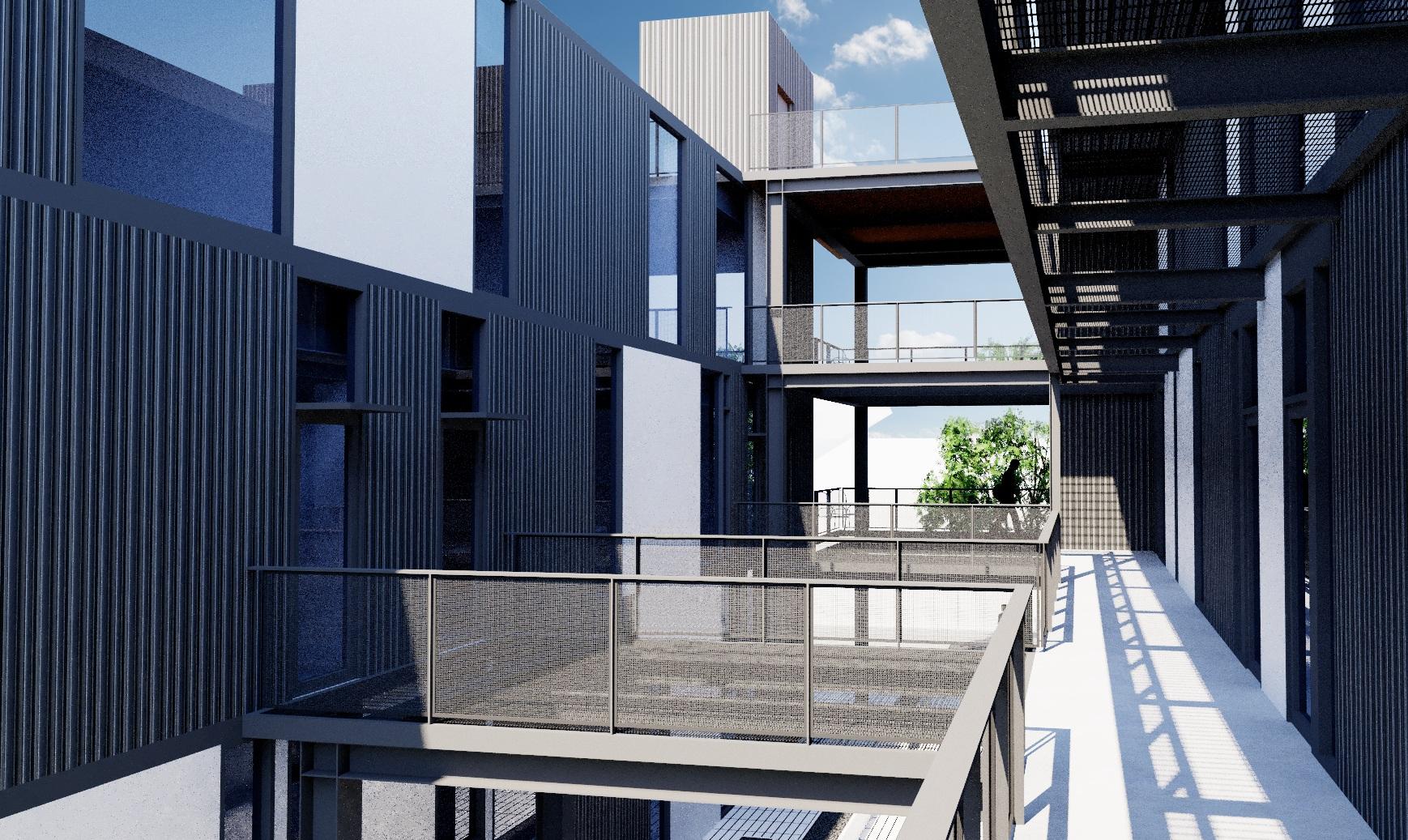 NEW LIVE-WORK RENTAL HOUSING_MENLO PARK, CA