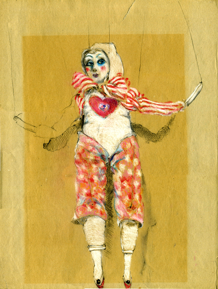 Marionette  Exhibition, Exeter