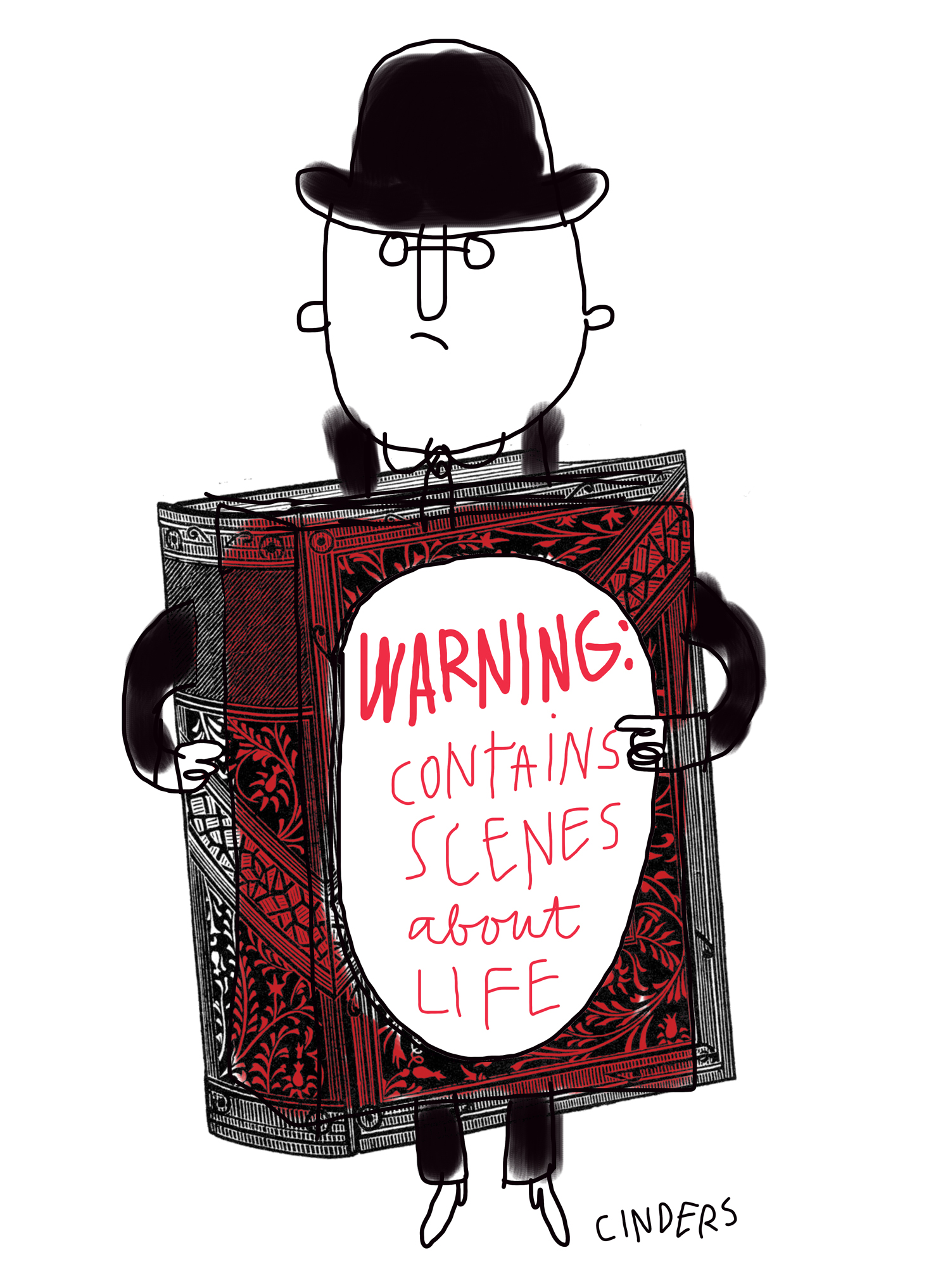 Warnings or Censorship  The Globe and Mail