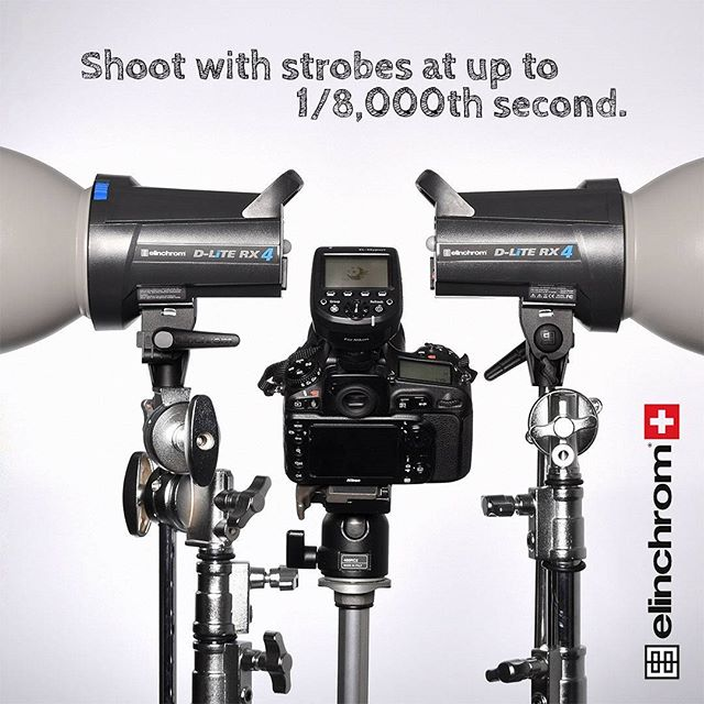 Now you can freeze action and stop time at Eclat Creative, with our Elinchrom RX4 HS PRO Pack. Shoot with strobes at up to 1/8000th second! New modifiers arriving soon. #studio #photostudio #studioflow #studiolife #warehouse #nikon #canon #studiophotography #elinchrom #photography #graphicdesign #technology #melbourne #williamstown #manfrotto