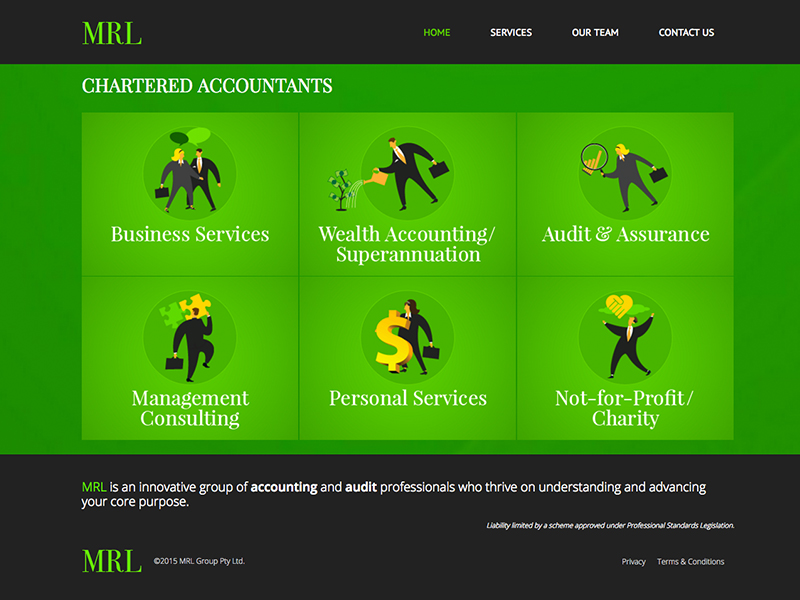 MRL Chartered Accountants