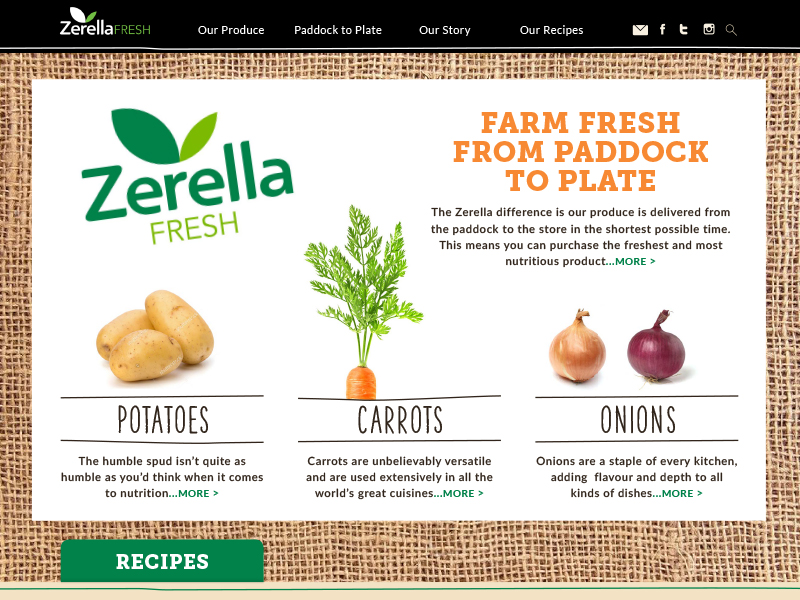 Zerella Fresh