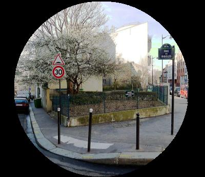 Jardin Emmi-Pikler – Párizs