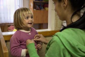 Képzések szakembereknek  Különleges kapcsolat a kisgyerekkel 5 napos képzés