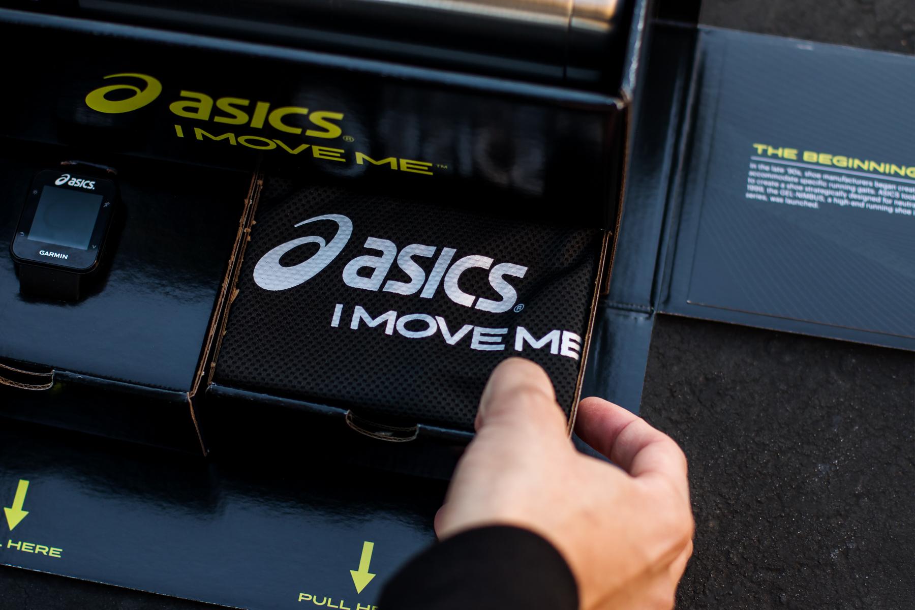 Asics Gel Nimbus 20 Launch Kit — Steven Do