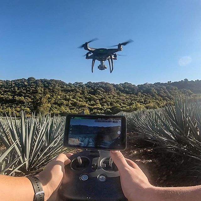 First time being hired to film internationally in my video career! I had an amazing experience working for @themattstv on a @nosotrostequila commercial shoot for some branded content in Mexico! I got to work with the best crew on this shoot and got some incredible footage. This is what it looks like from my point of view when flying. Swipe for the crew photo.  More pics to come :) @iammattlaw @mattthomp @lucdelamare @paulohannigan @carlosmsoto @michael.arbanas @pjdwyer19 @kiananicio Frankie Galvez