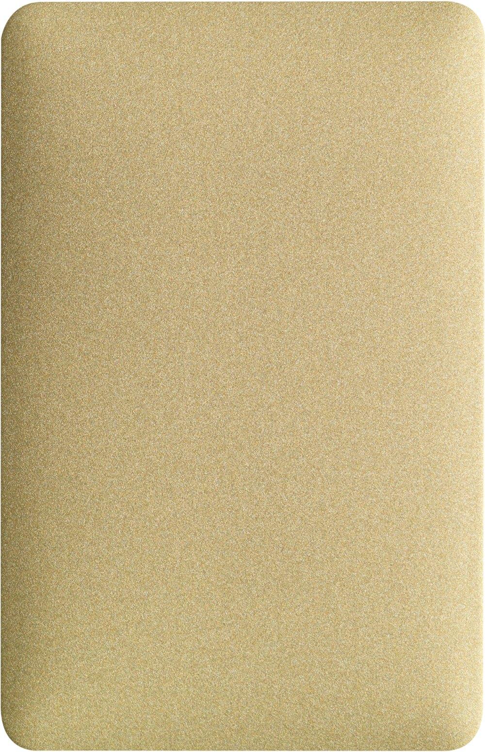 ECP  Anomax ultramatt anodized light gold