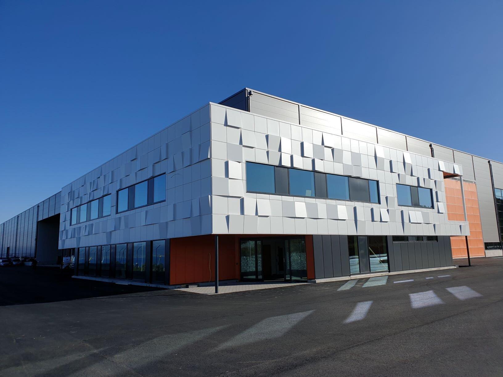 PSW-bygget på Storemyra