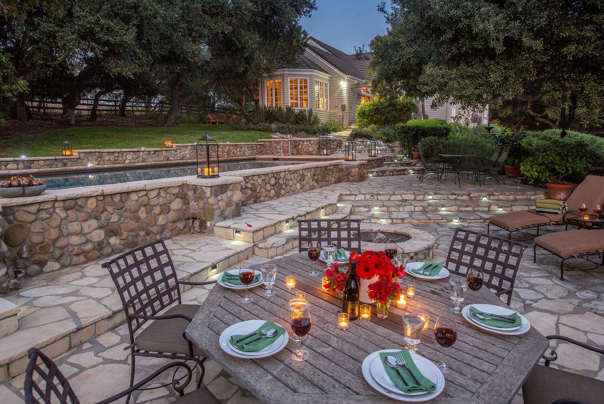 Sleeps 10 - Turner Wine yard House in Santa Ynez