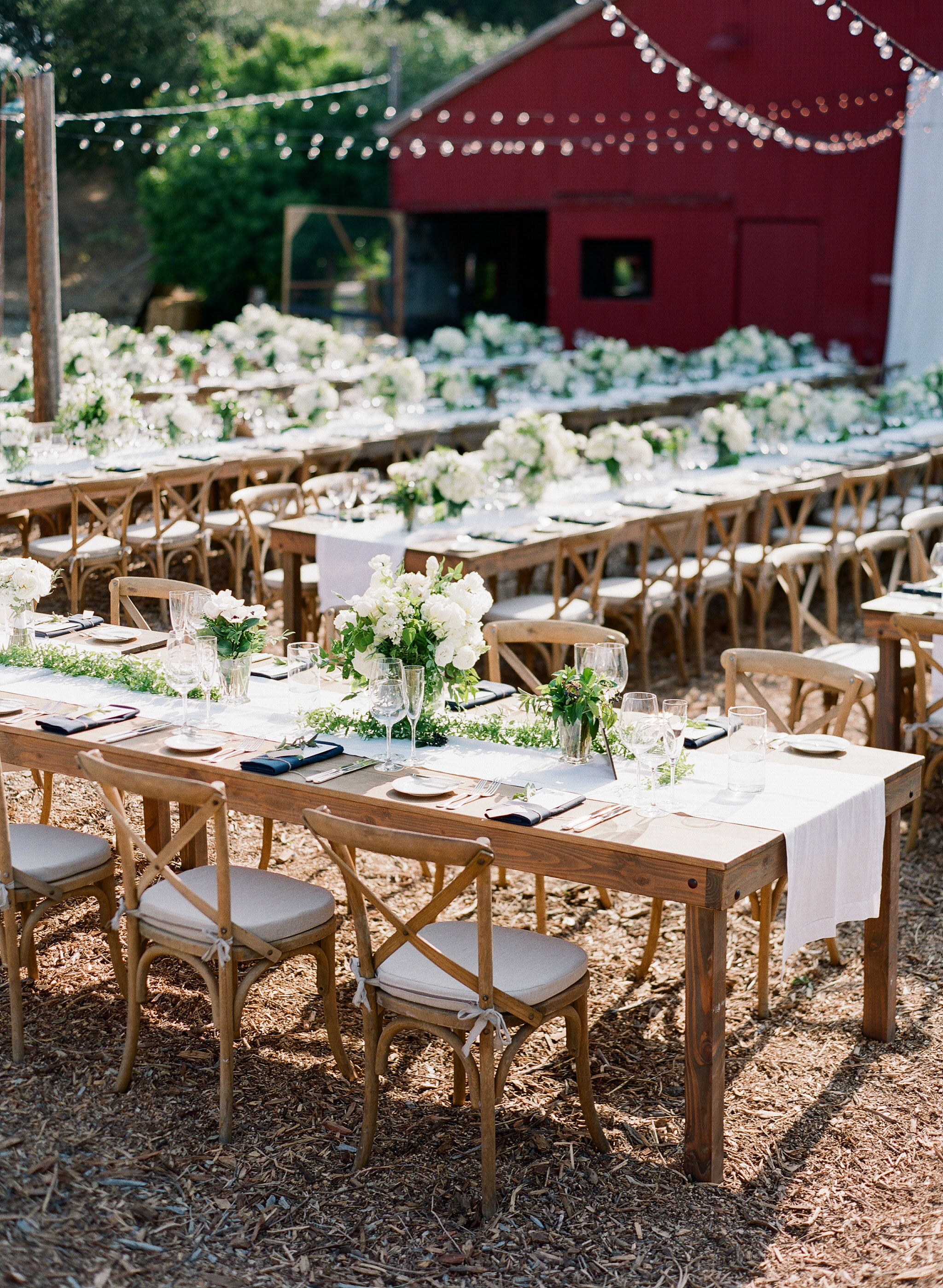 wedding catering in ojai, santa ynez & santa barbara