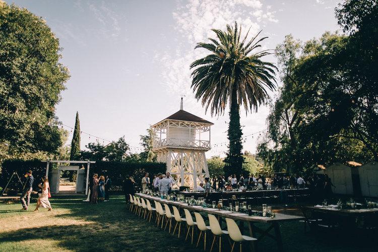 Santa Barbara & Santa Ynez Wedding Chef and Caterer