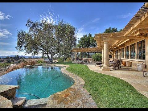 Sleeps 8 - Gated wine country estate in Santa Ynez