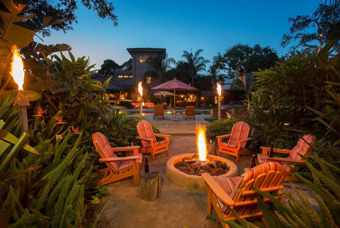 Sleeps 12 - Montecito ranch house