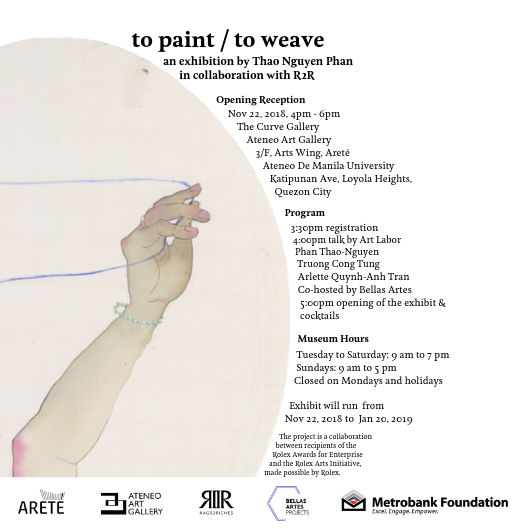 To Paint and to Weave.png