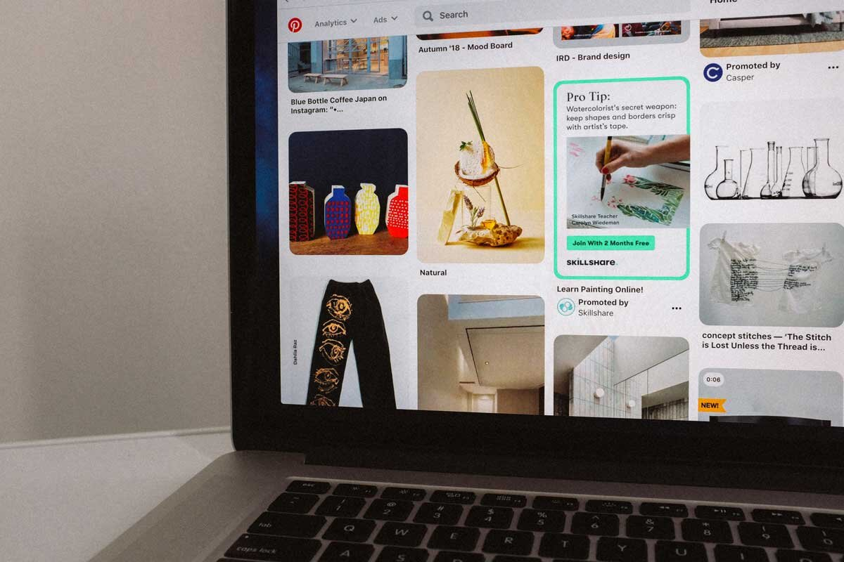 Finding relevant content ideas for Pinterest that will boost