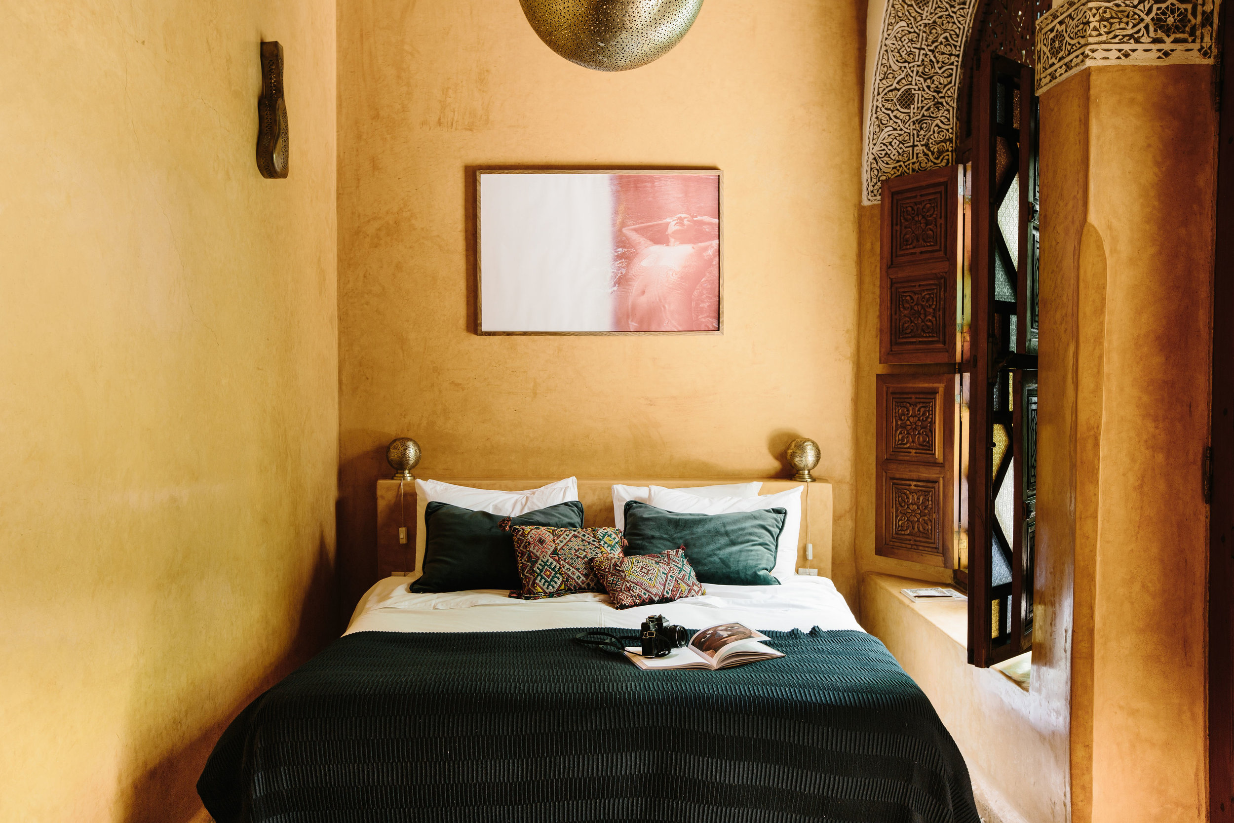 Riad Jardin Secret - Marrakech - Superior room