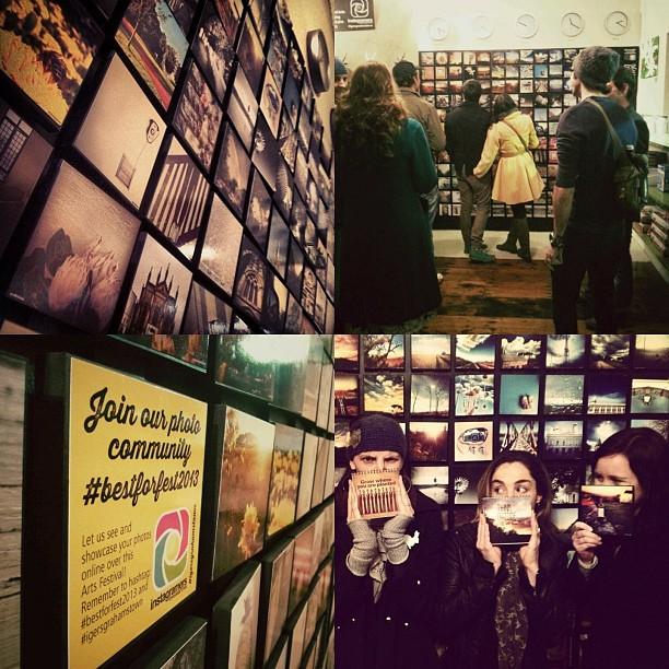 Opening of the #ilovegrahamstown exhibition