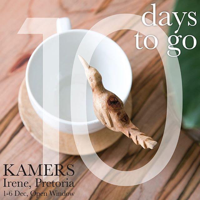 Countdown begins for Kamers Pretoria