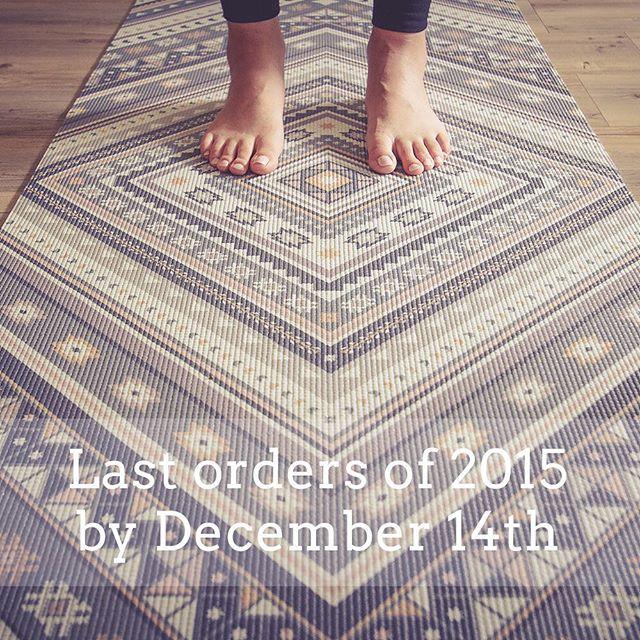 Sentiens Yoga announces last orders