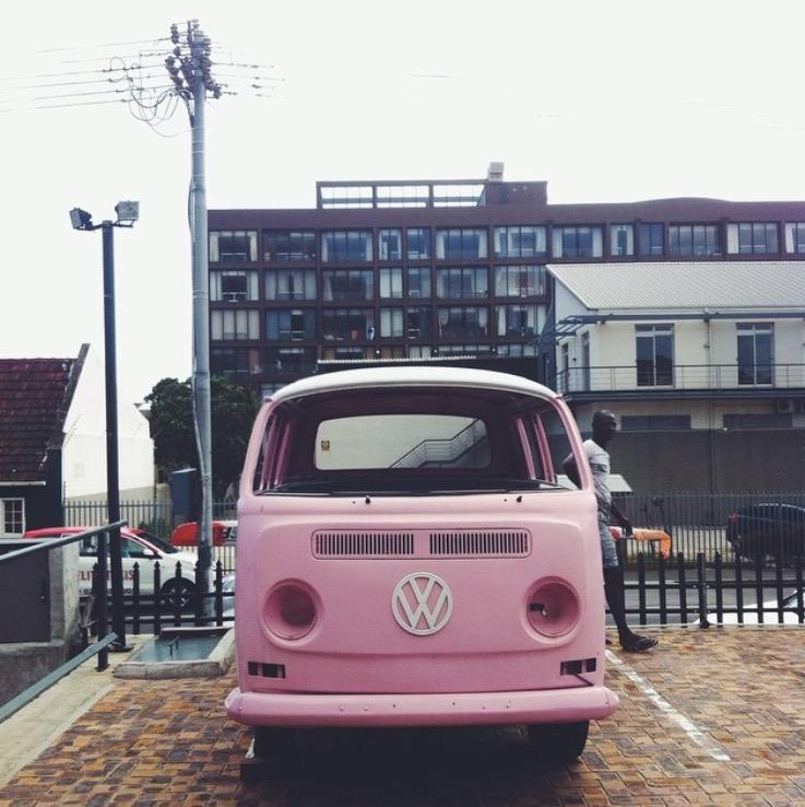 Woodstock, Cape Town @_bearista