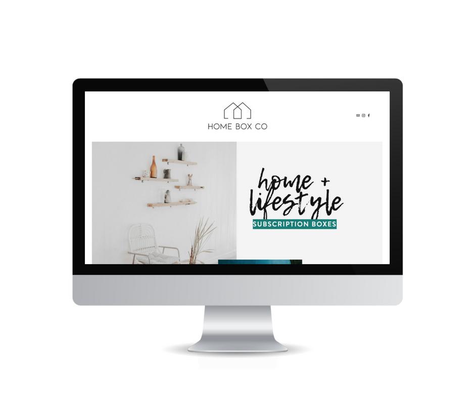 Squarespace-subscription-site