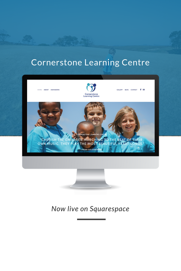 Squarespace-Website-Cornerstone-Learning-Centre