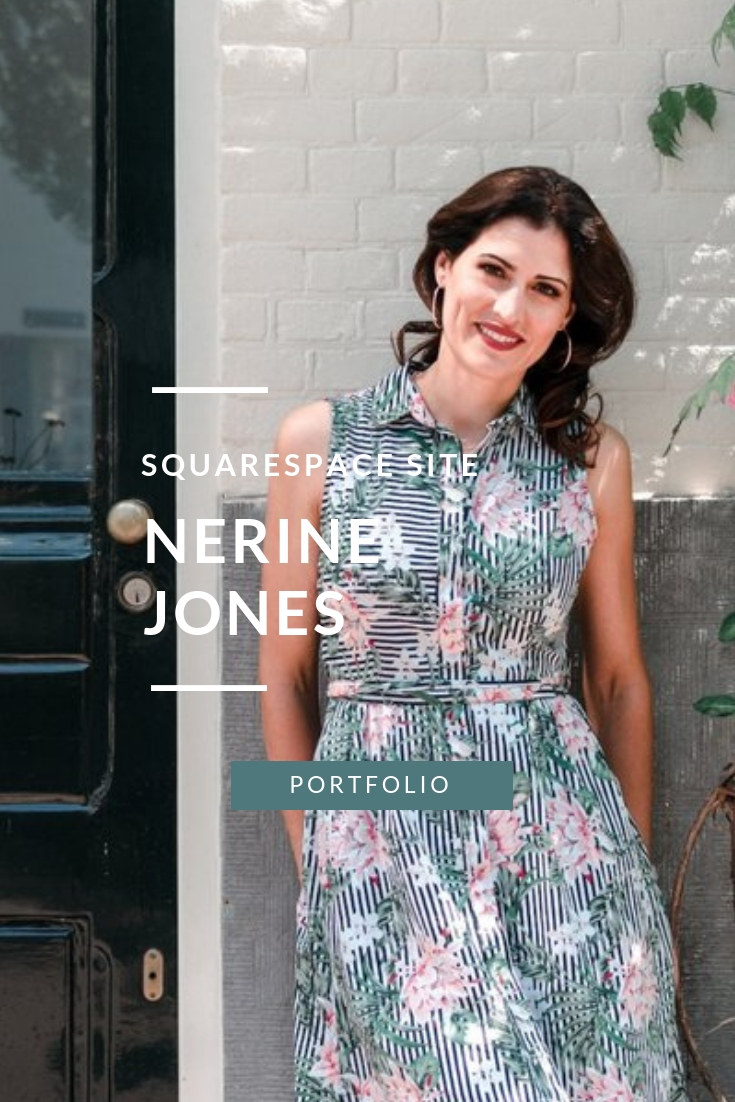 Nerine-Jones-Squarespace-Site
