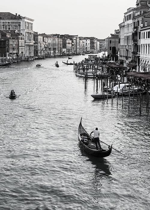 Bob Gallagher - Venice Gondola.jpg