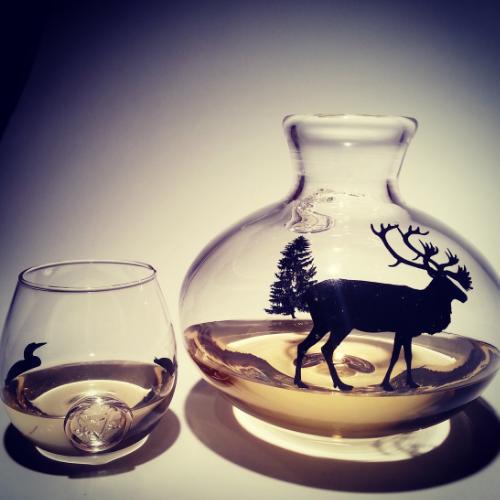 Studio Vine Glass