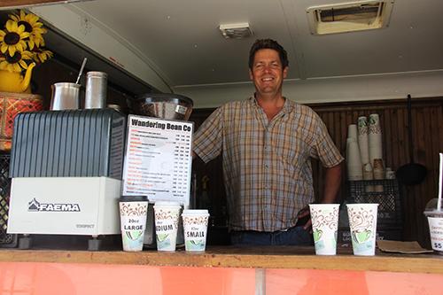 Wandering Bean Coffee Vendor at Artfest Port Credit!
