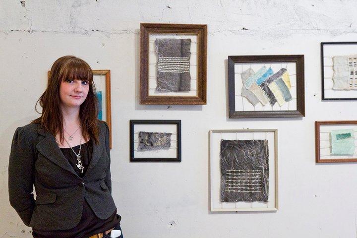 Artfest Kids workshop leader - Sabrina Parish