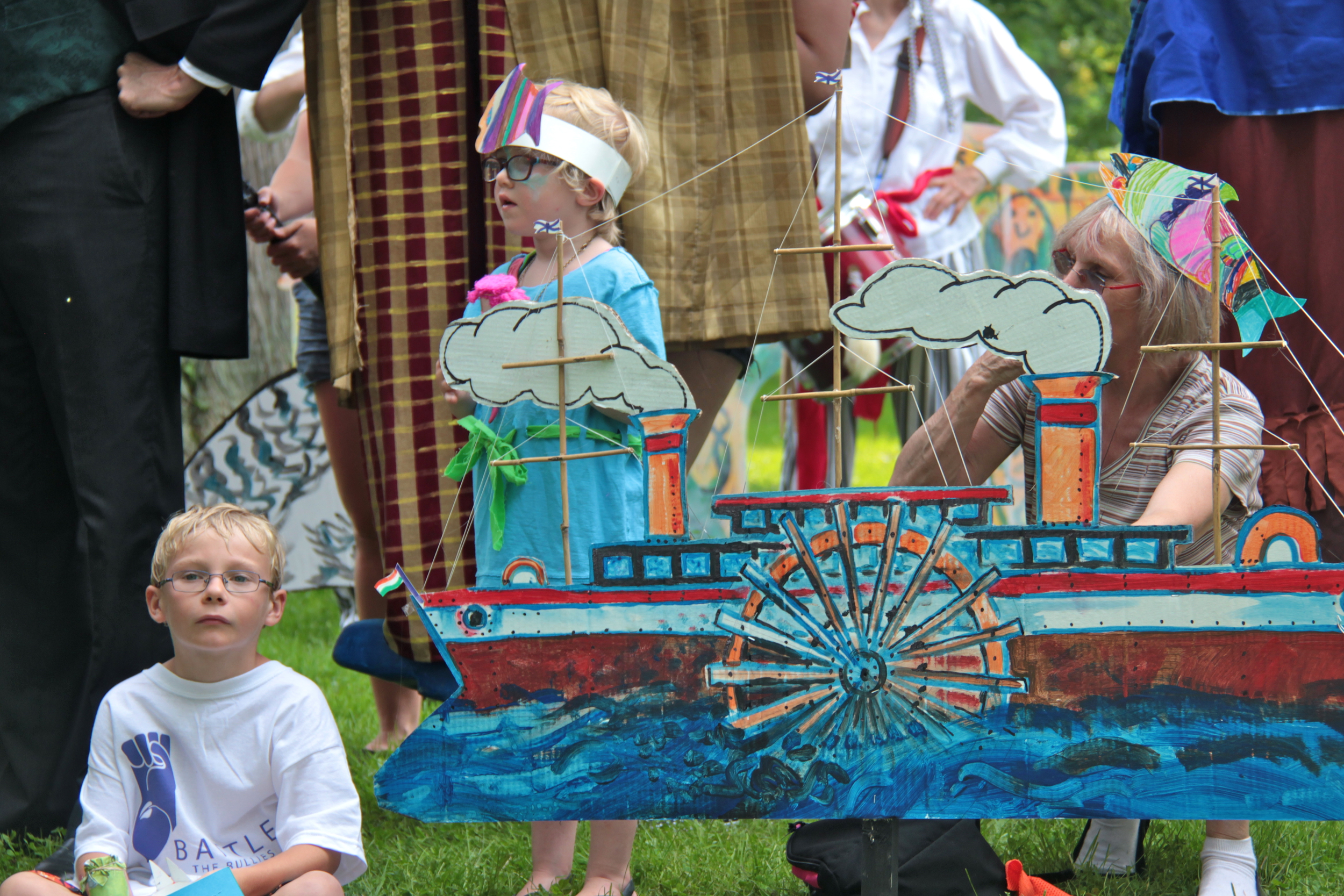 Artfest Kingston Parade