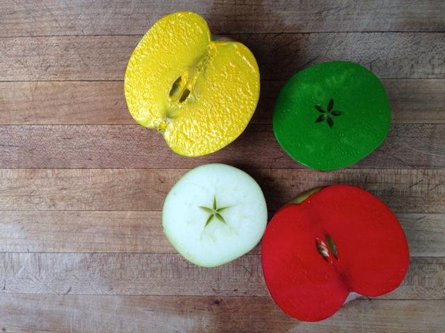 Harvest Food Printmaking