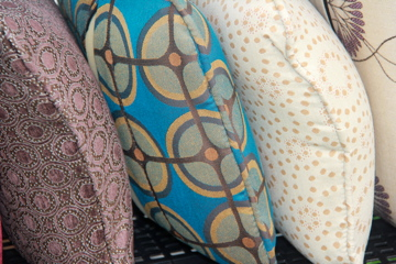 Vera Couture Pillows