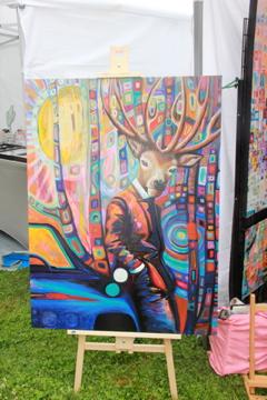 Wynne Parkin Paintings