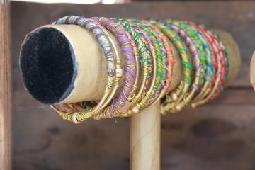 Gypsy Bangles by Raw Eco Jewellery
