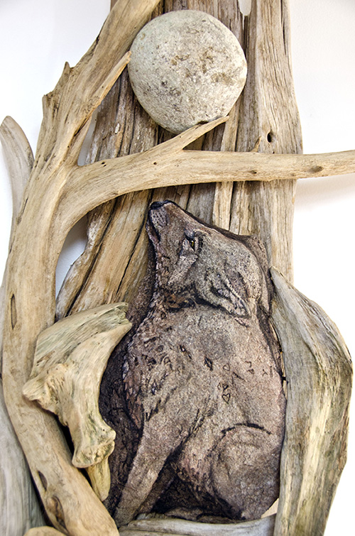 ~ Blake Richardson Earthen Sculptures