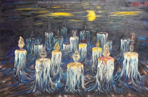 Forest of Gods ~ SORiaN ArT
