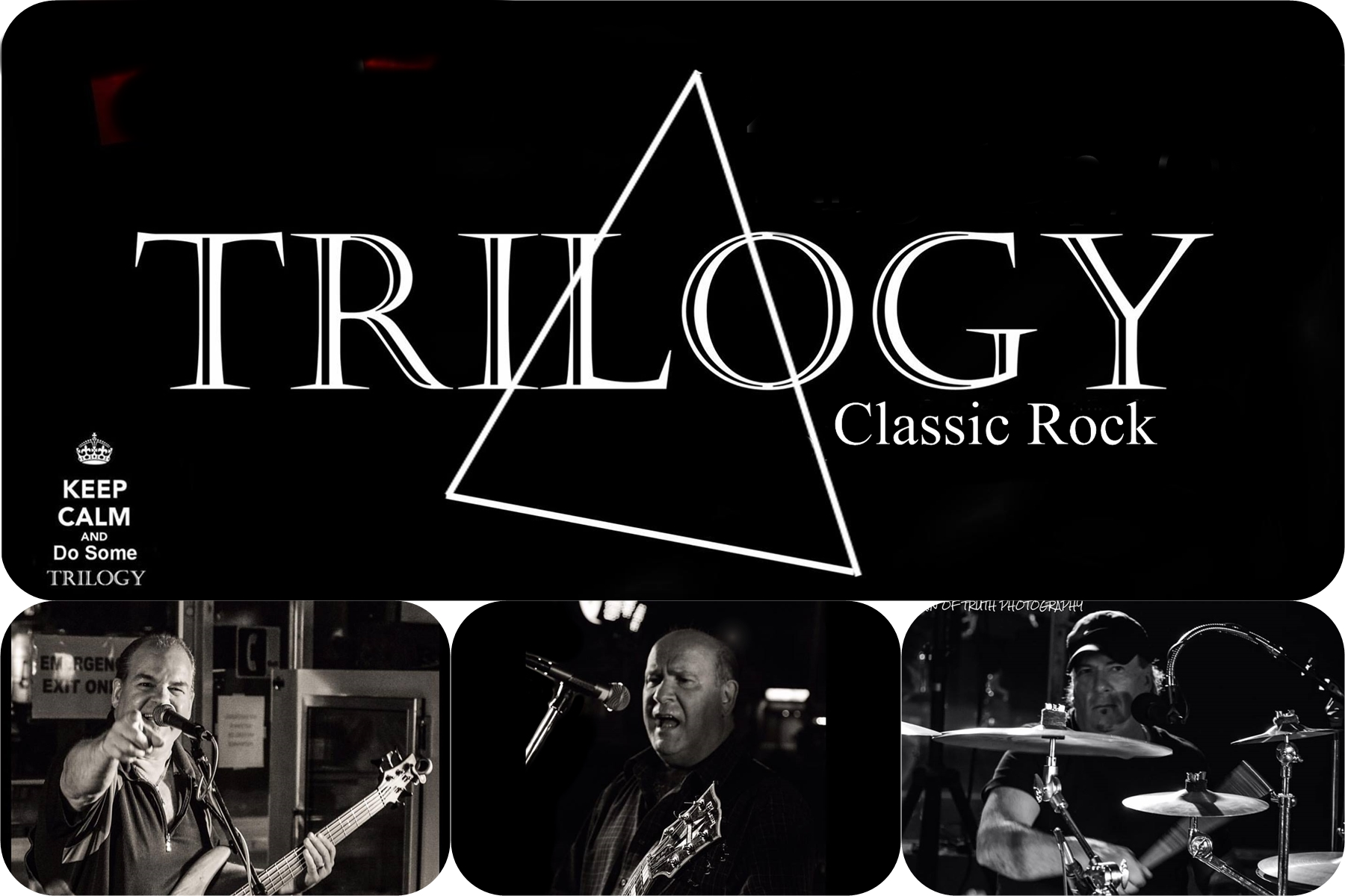 Trilogy Saturday June 29, 2019 2pm-6pm