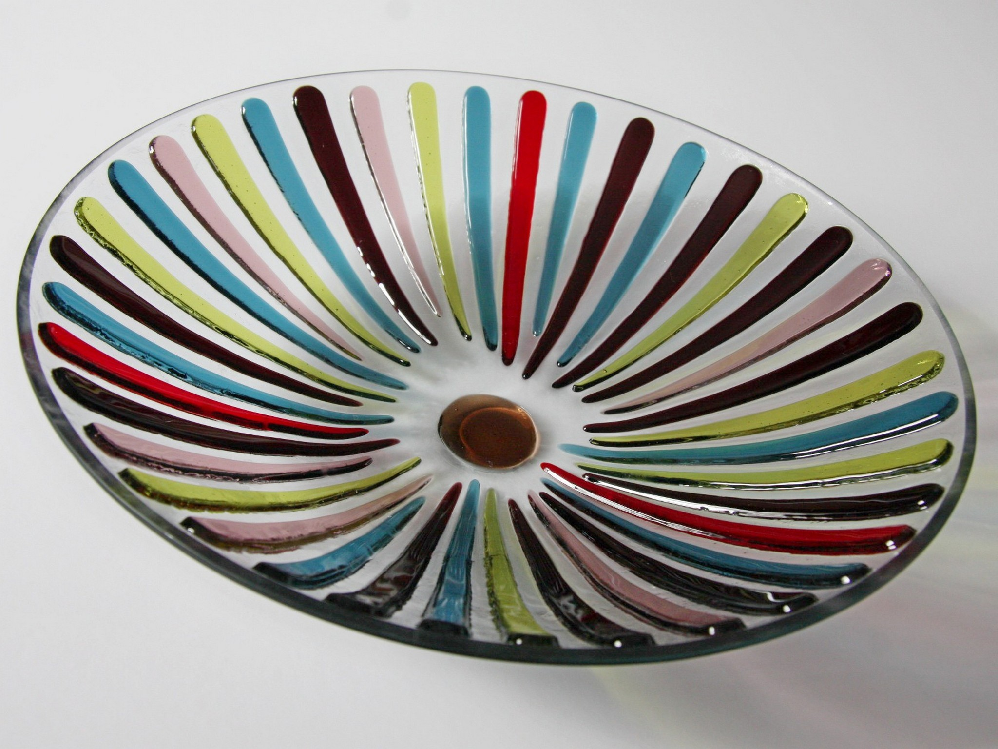 Sarah Dionne, Exclamation Bowl, kilnformed glass, $200.jpg