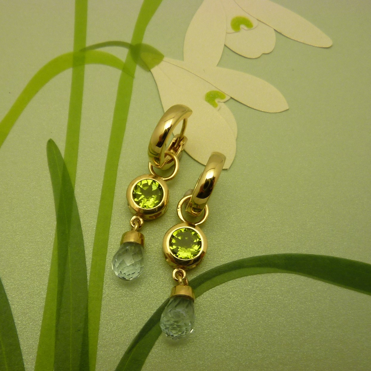 peridot and aqua brio 14k enhancers (2).JPG