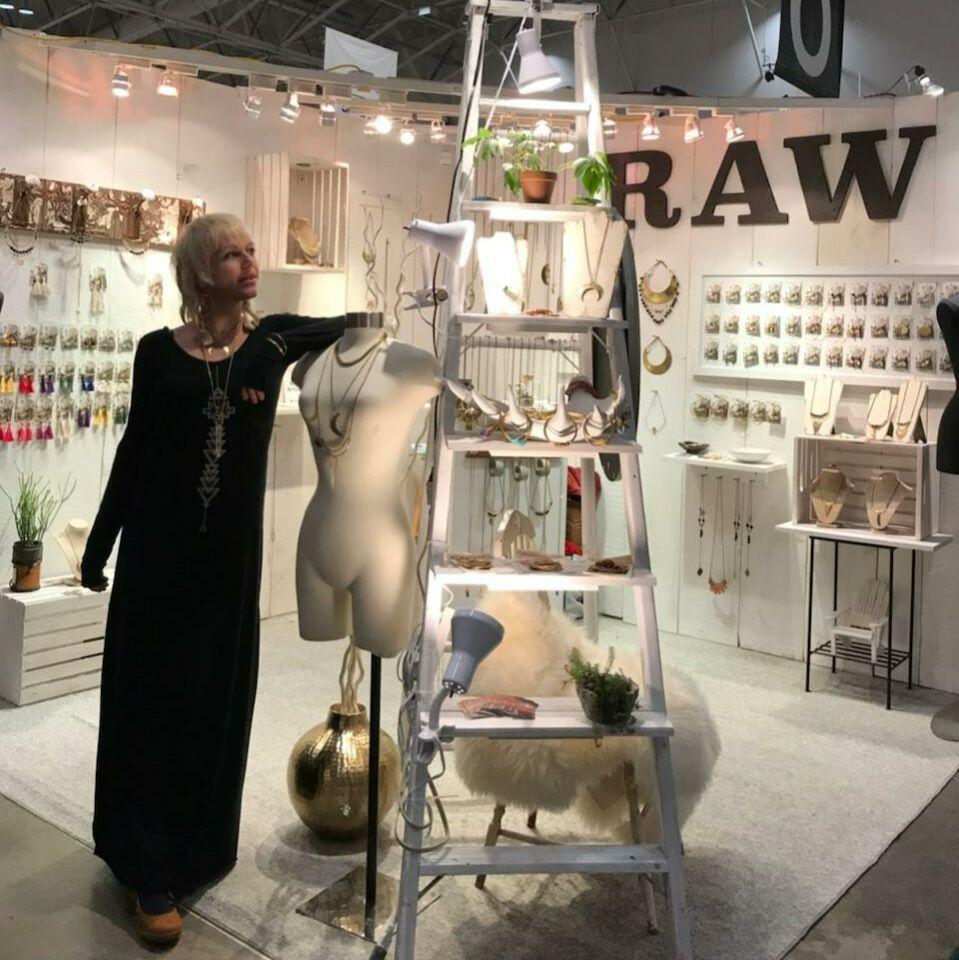 Raw Jewelery